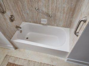 San Antonio replace bathtub