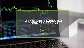online trade