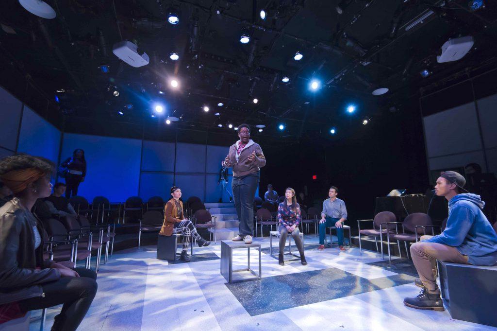 Stage Production Management
